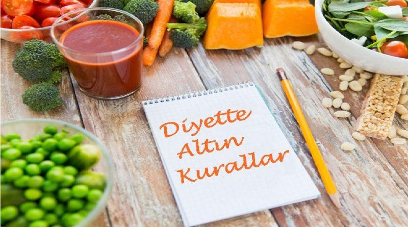 diyette-altin-kurallar