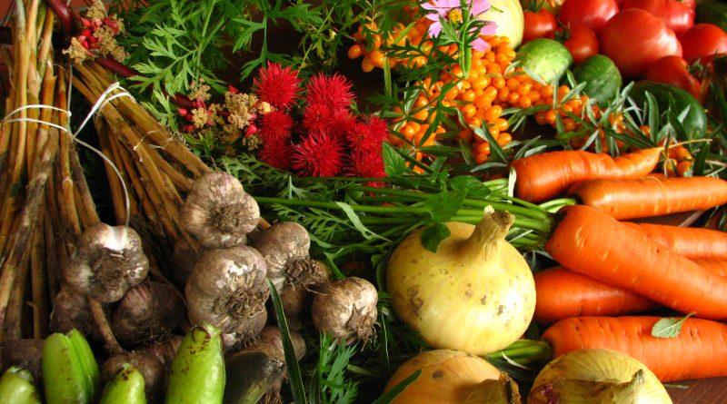 Sağlıklı Yaşam İçin 8 Şifalı Gıda