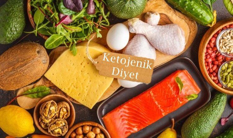 Ketojenik diyet; yüksek yağ, normal protein, düşük karbonhidrat içeren bir beslenme programıdır. Diyette enerjinin %75-80'i yağdan karşılanır. Ketojenik diyette  günlük karbonhidrat alımı 50 gramın altında tutulmalıdır. Diyete başladıktan 2-3 gün sonra vucütta keton cisimcikleri denilen bazı moleküller oluşmaya başlar. Bu moleküller vücut tarafından enerji olarak kullanılmaya başlanmasıyla birlikte vücutta yağ yakmaya doğru bir yönelim gelişir.